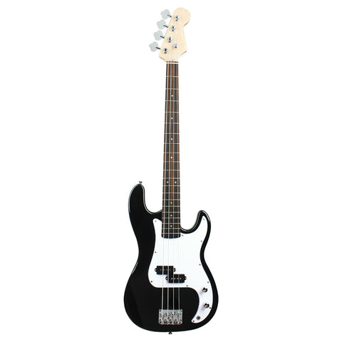 Amora Vintage Style Rosewood Fingerboard Bass Guitar