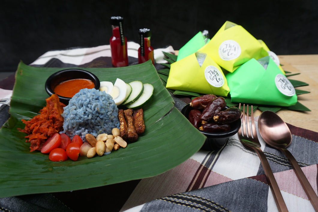 Nasi Lemak Bungkus Group Deal
