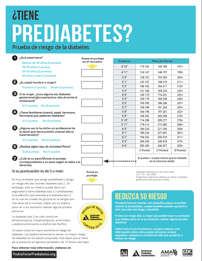 DO YOU HAVE DIABETES? TAKE THIS EXAM TO SEE IF YOU MIGHT!