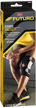 FUTURO Performance Knee Stabilizer Moderate Support Adjustable
