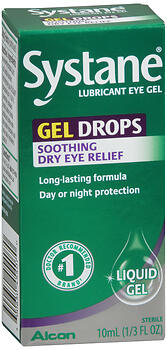 Systane Gel Drops Soothing Dry Eye Relief 10 ML
