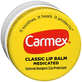 Carmex Classic Medicated Lip Balm 0.25OZ
