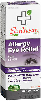 Similasan Allergy Eye Relief Sterile Drops 0.33 OZ