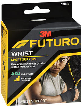 FUTURO Wrist Sport Support Adjustable Moderate 09033