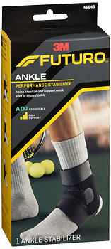 FUTURO Ankle Performance Stabilizer Firm Support Adjustable 46645