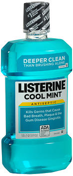 Listerine Antiseptic Cool Mint 1000 ML