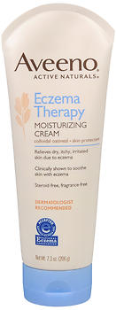 AVEENO Active Naturals Eczema Therapy Moisturizing Cream 7.3 oz