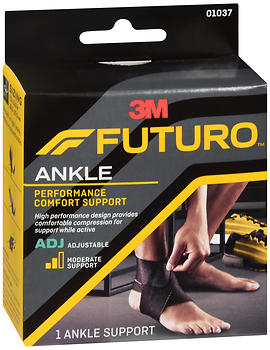 FUTURO Performance Comfort Ankle Support Moderate