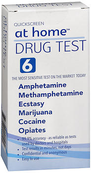At Home Drug Test 6