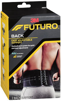 FUTURO Back Easy Adjustable Support Moderate 46820