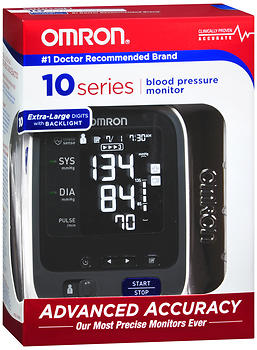 Omron 10 Series Blood Pressure Monitor BP785N