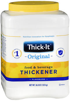 Thick-It Original Food and Beverage Thickener Powder