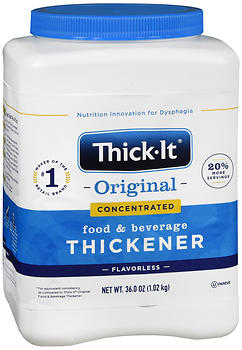 Thick-It Original Concentrated Food and Beverage Thickener Powder 36 OZ