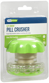 Ezy Dose Ezy Crush Pill Crusher