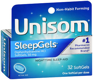 Unisom SleepGels 32 CP
