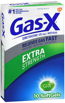 Gas-X Softgels Extra Strength