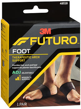 FUTURO Foot Therapeutic Arch Support Moderate Support 48510