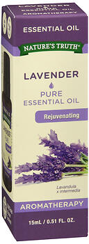 Nature's Truth 100% Pure Essential Oil Lavender 15 ML