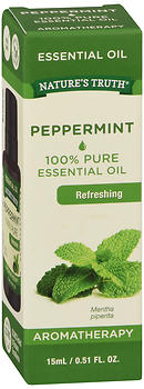 Nature's Truth Aromatherapy Essential Oil Peppermint