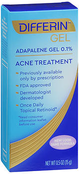 Differin Gel Acne Treatment 15 GM