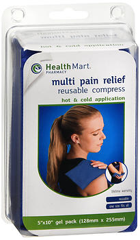 Health Mart Pharmacy Multi Pain Relief Reusable Compress 1 EA