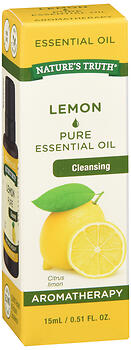 Nature's Truth 100% Pure Essential Oil Lemon