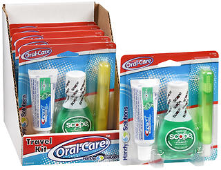 ORAL CARE 3PC KIT 6