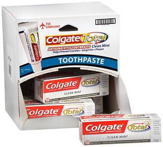 Colgate Total SF Deep Clean Toothpaste 24.9G