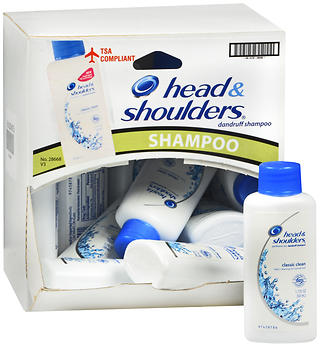 Head & Shoulders Classic Clean Dandruff Shampoo 1.7OZ