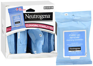 Neutrogena Make up Remover 7EA