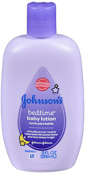 JOHNSON'S Bedtime Baby Lotion 6.8 OZ