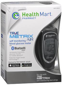 TRUE METRIX AIR GLUCOSE MONITOR