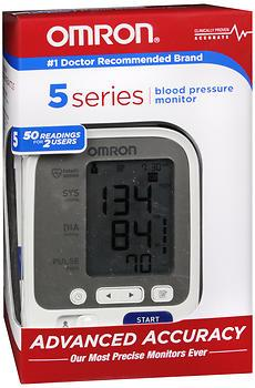 Omron 5 Series Blood Pressure Monitor BP742N