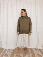 COTTON BLEND KNIT