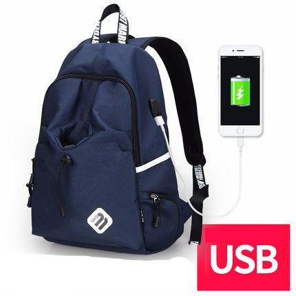 Mr Sport Backpack With Usb Port Phineas Finds