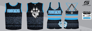 "CA PhantomCats ""MALE"" Muscle Top (NOT FOR PUBLIC SALE)"