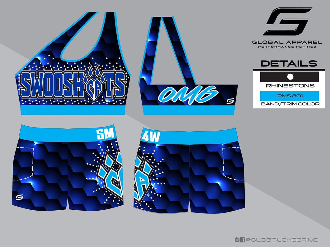 SWOOSHCATS Practice Wear (Female)