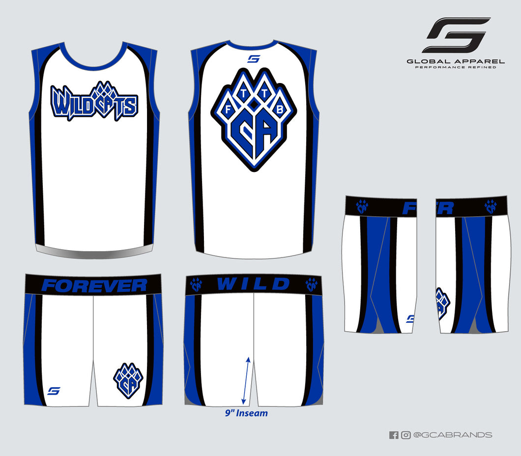 Wildcats Male Set