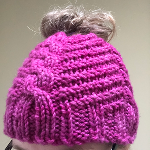 Easy Wool Hat Pattern for Beginners