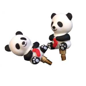 HiyaHiya Panda Cable Stoppers (small)
