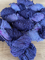 Was it Nice on the Moon? - Squiggle Fingering Yarn