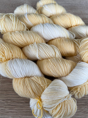 It's My Time to Shine - Merino 4ply Fingering Yarn