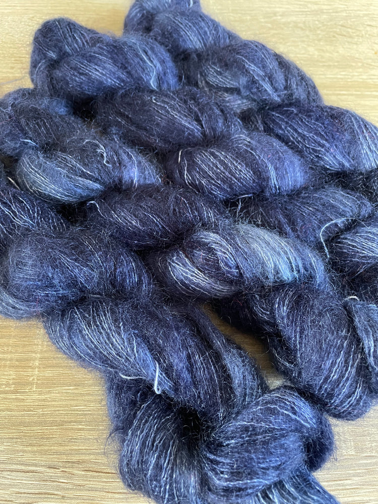 Orbit of Alright - Kid Mohair Silk Fluff