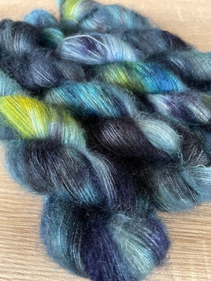 Comet and Get It - Kid Mohair Silk Fluff