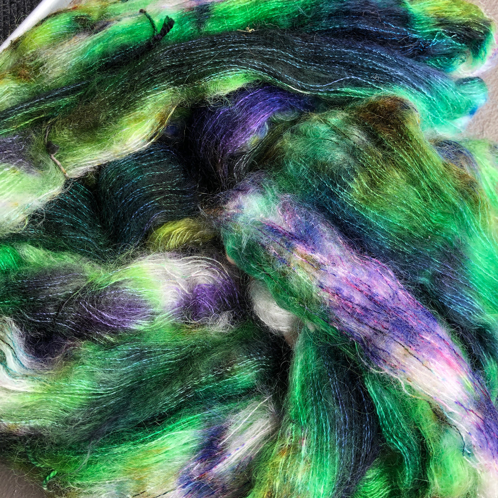 It's Only Right - Dreamy - NZ Grown Milled and Dyed Polwarth Alpaca