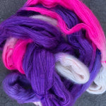 Glamour in Pink - Kid Mohair Silk Fluff