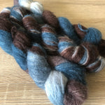 The Oneders - Brown Teal - Sexy Sister Alpaca Silk Fluff