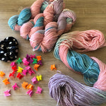 My Little Pony - Unicorn Sparkles Worsted/Aran Weight Merino Chunky Wool Yarn