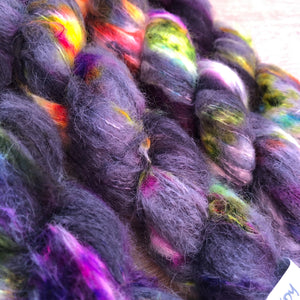 Dark Magic Dye Candy Cloud Yarn