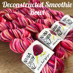 Deconstructed Smoothie Bowl - Sumptuous DK/10ply - The Woven Nana-Cindy Exclusive